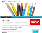 Active PAT Testing Edinburgh