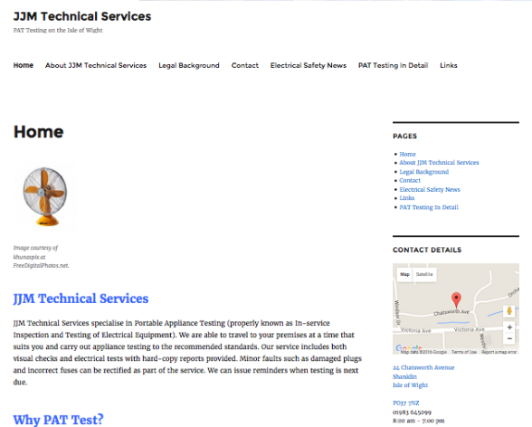JJM Technical Services